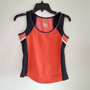 Tail athletic tank top